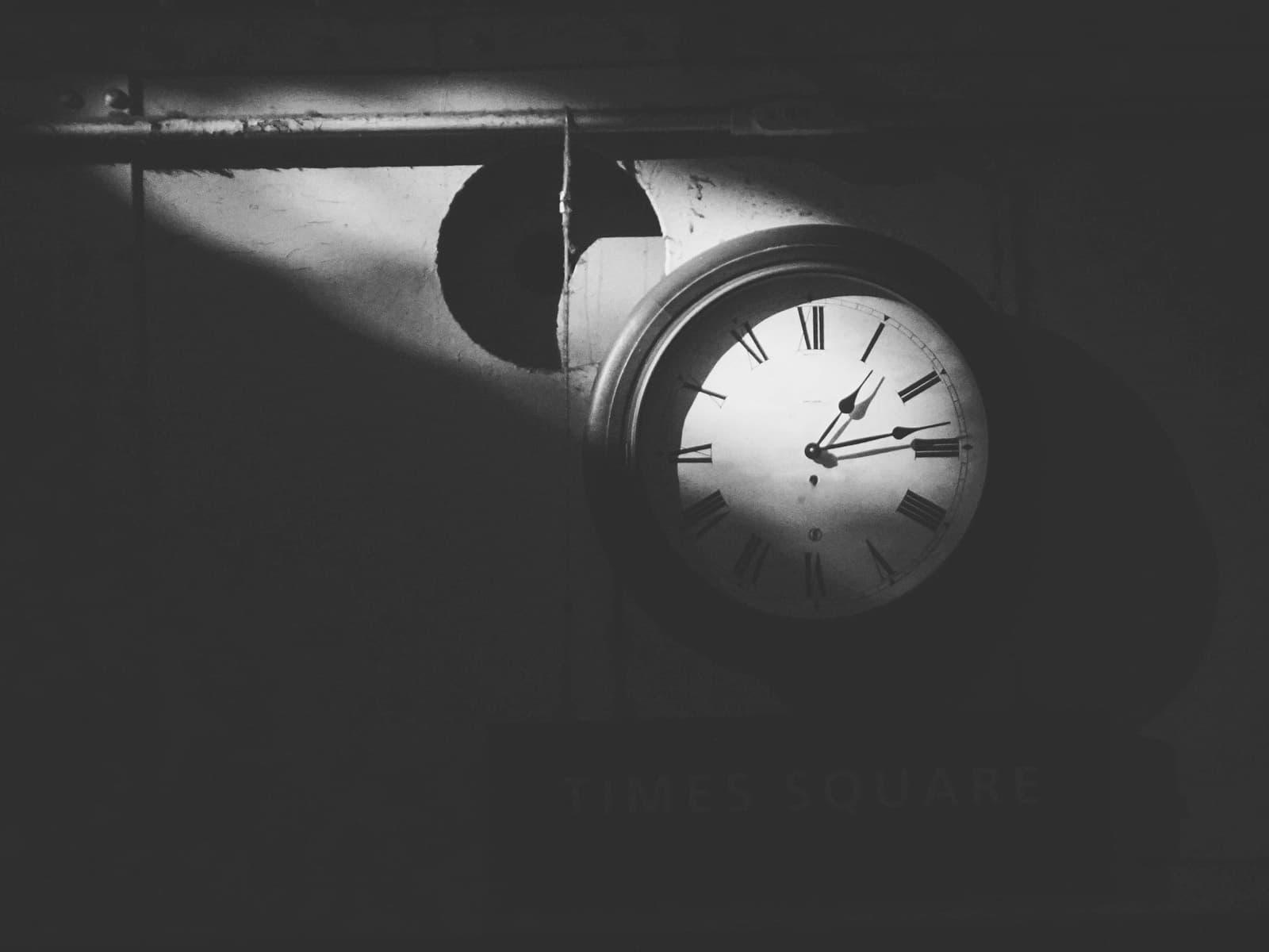 أين ذهب الوقت؟