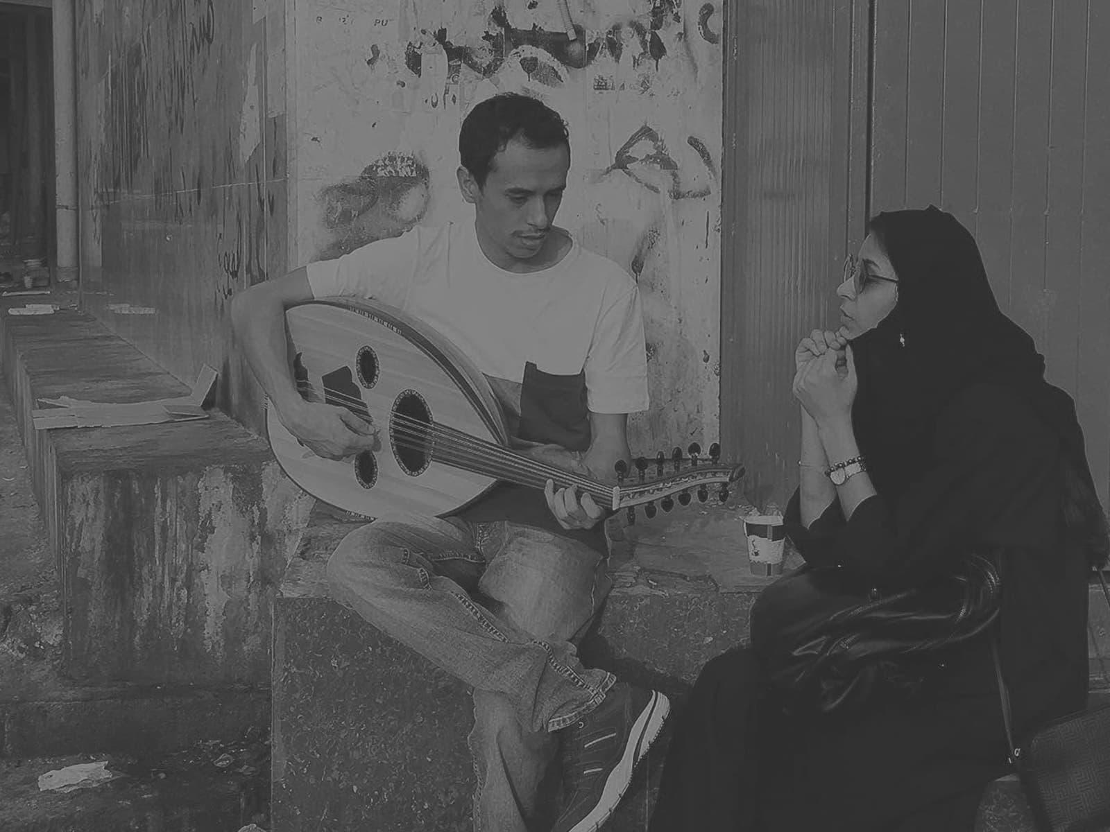 معلمة عود من الرياض