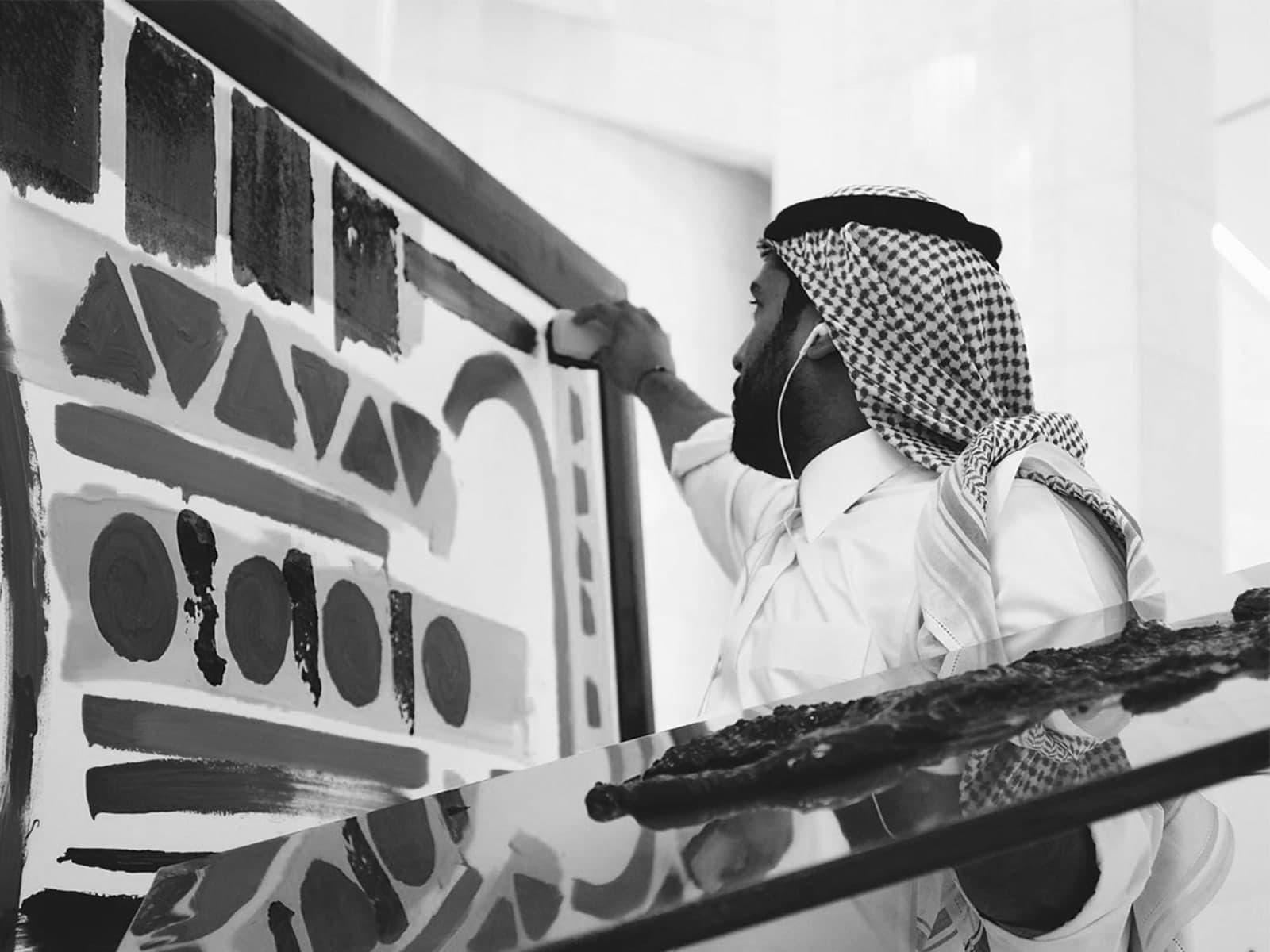 جنسية الفنان السعودي، أهم من فنه؟