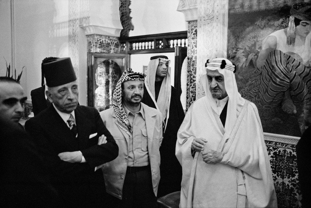 العلاقة الفعلية بين فلسطين ودول الخليج