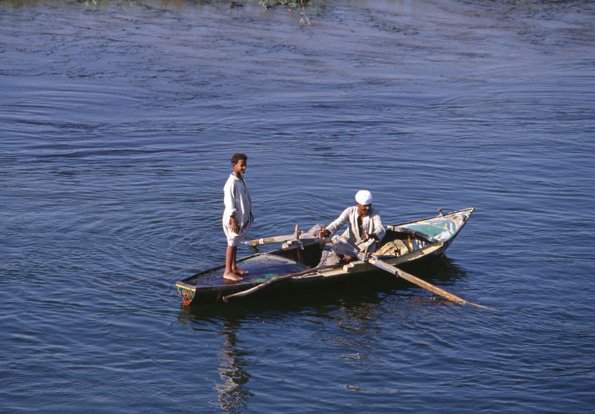 السد العالي و تاريخ تغيّر مجرى النيل