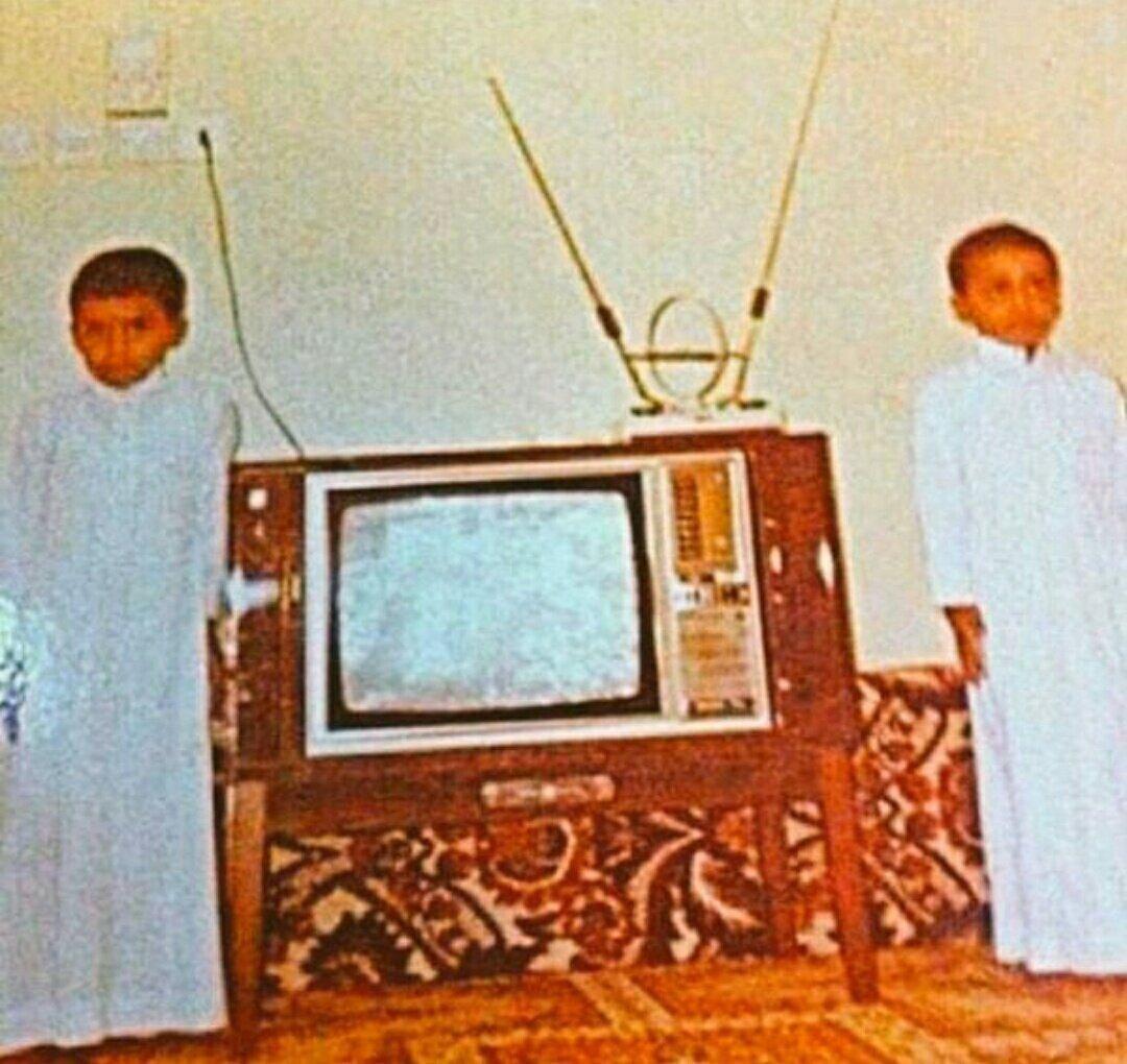 بدايات التلفزيون السعودي