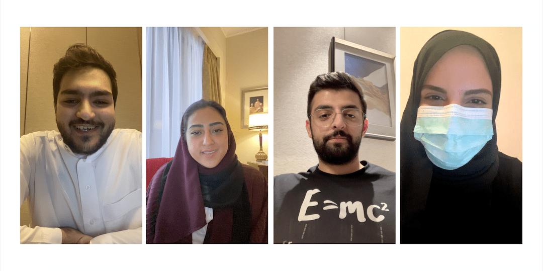 رسائل سعوديين داخل الحجر الصحي الإجباري