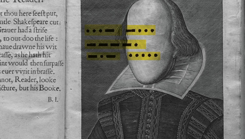 شكسبير وتاريخ علم التشفير