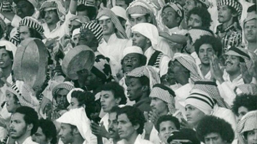 قصة التشجيع الرياضي في السعودية