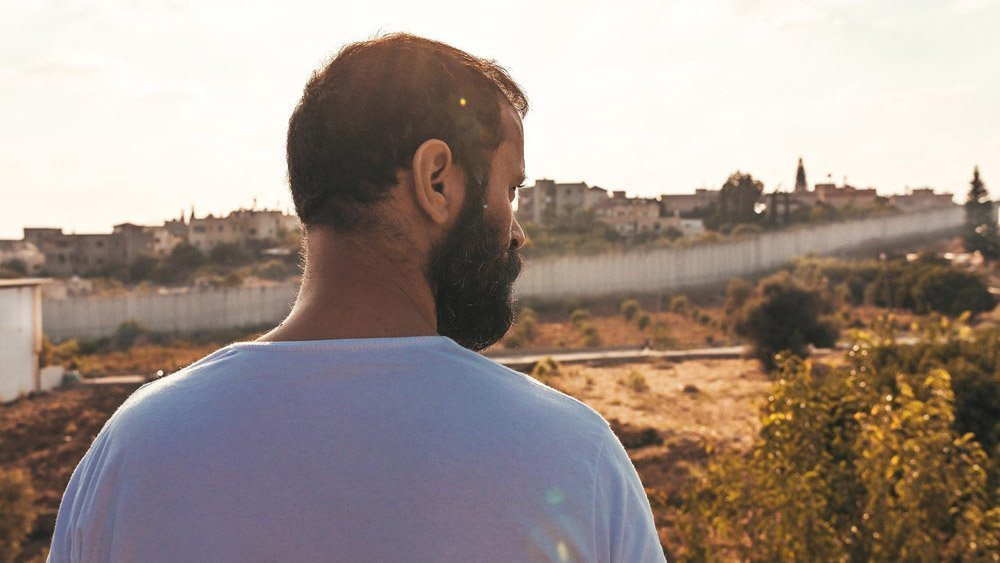 القصة والصورة في  فلم «200 متر»، حوار مع المخرج أمين نايفه